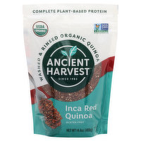 Ancient Harvest Quinoa, Inca Red, 14.4 Ounce