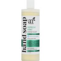 ArtNaturals Hand Soap, Refresh Mint, 16 Ounce