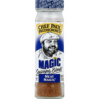 Chef Paul Prudhomme's Seasoning Blends, Meat Magic, 2 Ounce
