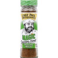 Chef Paul Prudhomme's Seasoning Blends, Poultry Magic, 2 Ounce