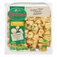 Buitoni Tortellini, Three Cheese, 20 Ounce