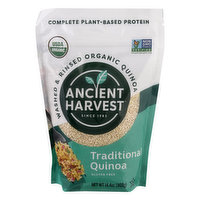 Ancient Harvest Quinoa, Traditional, 14 Ounce