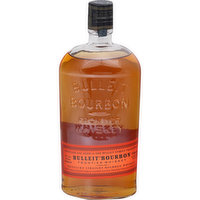 Bulleit Frontier Whiskey, Kentucky Straight, 750 Millilitre