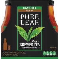 Pure Leaf Black Tea, Unsweetened, 6 Each