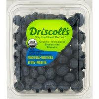 Fresh Organic Blueberries, 6 Ounce