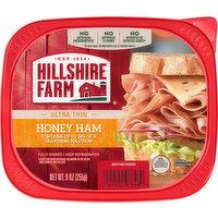 Hillshire Farm Honey Ham, Ultra Thin, 9 Ounce