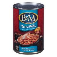 B&M Baked Beans, Original, 16 Ounce