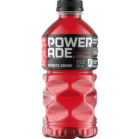 Powerade Sports Drink, Fruit Punch, 28 Ounce