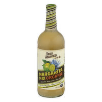 Tres Agaves Margarita Mix, Organic, Real Lime, 33.8 Ounce