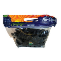 Fresh Black Seedless Grapes, 1 Pound