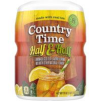Country Time Drink Mix, Lemonade Iced Tea, Half & Half, 19 Ounce