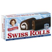 Little Debbie Swiss Rolls, 12 Each