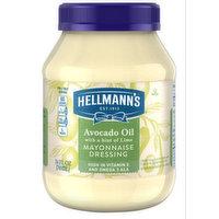 Hellman's Mayonnaise Avocado Oil with a Hint of Lime, 24 Ounce