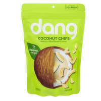 Dang Coconut Chips, 3.17 Ounce