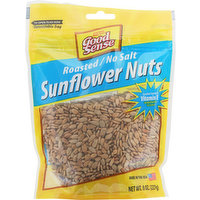 Good Sense Sunflower Nuts, Roasted/No Salt, 8 Ounce
