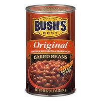 Bushs Best Baked Beans, 99% Fat Free, Original, 28 Ounce
