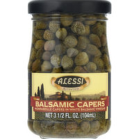 Alessi Balsamic Capers, 3.5 Ounce