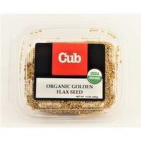 Bulk Organic Golden Flax Seed, 12 Ounce