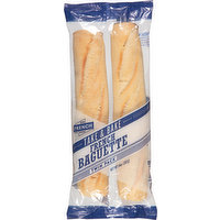 New French Bakery Artisan Bread, Take & Bake, French Baguette, Twin Pack, 14 Ounce