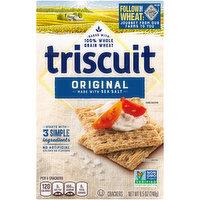 Triscuit Original Crackers, 8.5 Ounce