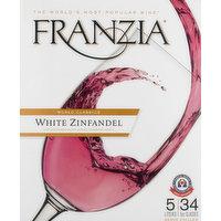 Franzia Franzia Wine White Zinfandel, 5 Litre