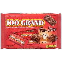 100 Grand Candy Bar, Fun Size, 10 Ounce