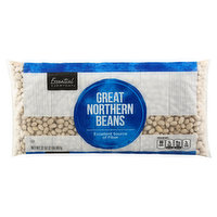 Essential Everyday Beans, Great Northern, 32 Ounce