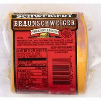 Schweigert Braunschweiger, 11 Ounce