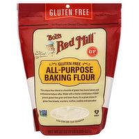Bob's Red Mill Baking Flour, All-Purpose, Gluten Free, 22 Ounce