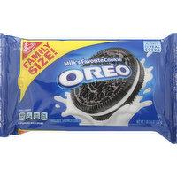 Oreo Cookies, Chocolate Sandwich, Family Size, 19.1 Ounce