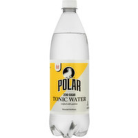 Polar Tonic Water, Diet, Traditional, 1 Litre