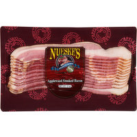 Nueske's Bacon, Applewood Smoked, Sliced, 12 Ounce