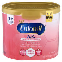 Enfamil Infant Formula, Milk-Based Powder with Iron, 0-12 Months, 19.5 Ounce