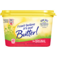 I Can't Believe It's Not Butter! Vegetable Oil Spread, the Original, 15 Ounce