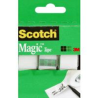 Scotch Tape, Invisible, 3M, 3 Each