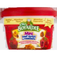 Chef Boyardee Chef Boyardee Mini Beef Ravioli with Meatballs, 7.5 Ounce