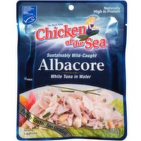 Chicken of the Sea Albacore White Tuna in Water, 5 Ounce