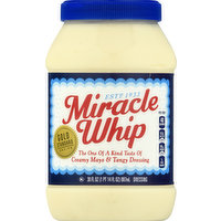 Miracle Whip Dressing, 30 Ounce
