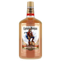 Captain Morgan CAPTAIN MORGAN Rum, Spiced, Original, 1.75 Litre