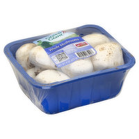 Green Giant Mushrooms, Whole, 8 Ounce