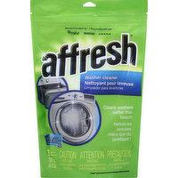 affresh Washer Cleaner, 3 Each