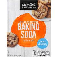 Essential Everyday Baking Soda, Multi-Purpose, 100% Pure, 16 Ounce
