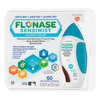 Flonase Allergy Relief, Full Prescription Strength, Nasal Spray, 0.2 Ounce