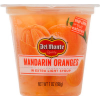 Del Monte Mandarin Oranges, in Extra Light Syrup, 7 Ounce