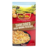Ore Ida Hash Brown Potatoes, Shredded, 30 Ounce