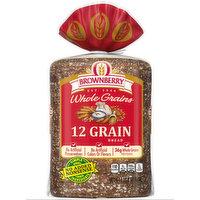 Brownberry Whole Grain 12 Grain Bread, 24 Ounce