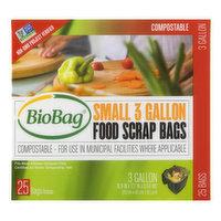 BioBag 3 Gallon Food Waste Bags, 1 Each