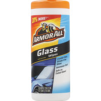 Armor All Glass Wipes, 30 Each