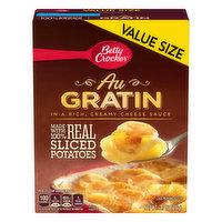 Betty Crocker Au Gratin Potatoes, Value Size, 7.7 Ounce