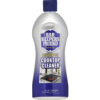 Bar Keepers Friend Cooktop Cleaner, Multipurpose, 13 Ounce